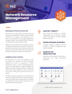 Thumbnail network resource management