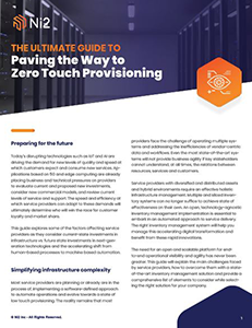 The Ultimate Guide to Paving the Way to Zero Touch Provisioning